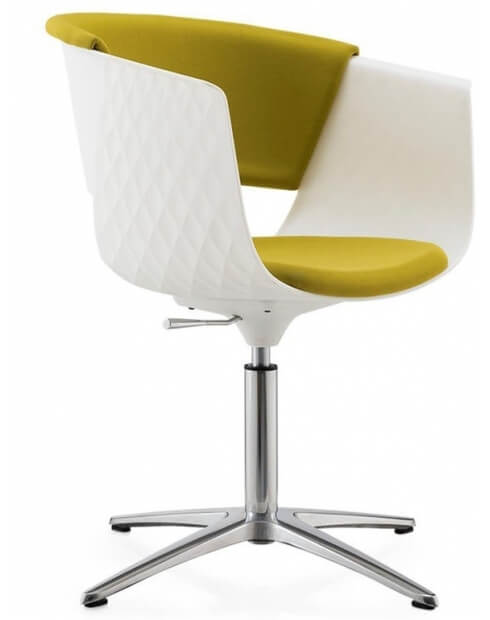 Vida LT3  Modern Office Upholstered Leisure Chair