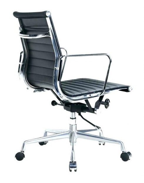 Eames Classic Aluminium Low Back Chair