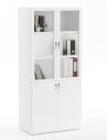 Vetrina Full Height Custom Made 2-Door Wooden Cabinet