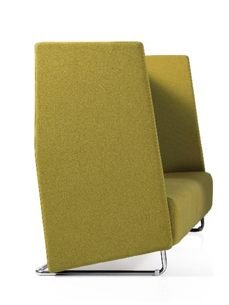 Acoustic Sofa For Open Office Plan Workspace Furniture Dubai