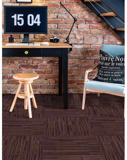 Yellowknife 02 Nylon Carpet Tiles 2