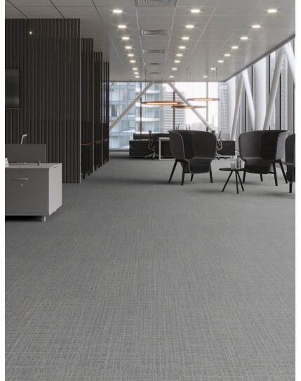 Mesh Crosstown 11212 Nylon Carpet Tiles 2