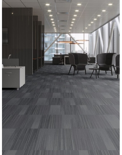 Stock S&P 14286 Nylon Carpet Tiles 2
