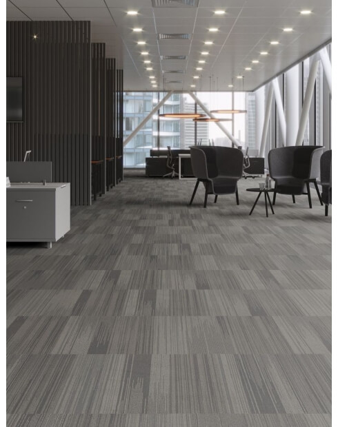 Stock Bonds 12288 Nylon Carpet Tiles 2