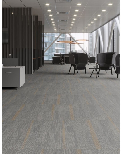 Span Crosstown 11212 Nylon Carpet Tiles 2