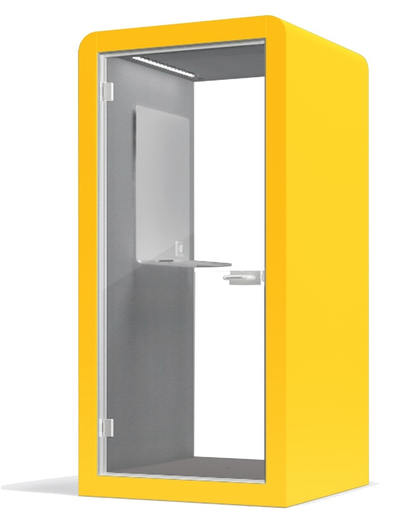 Silen Space 1 Acoustic Phone Booth Workspace Office