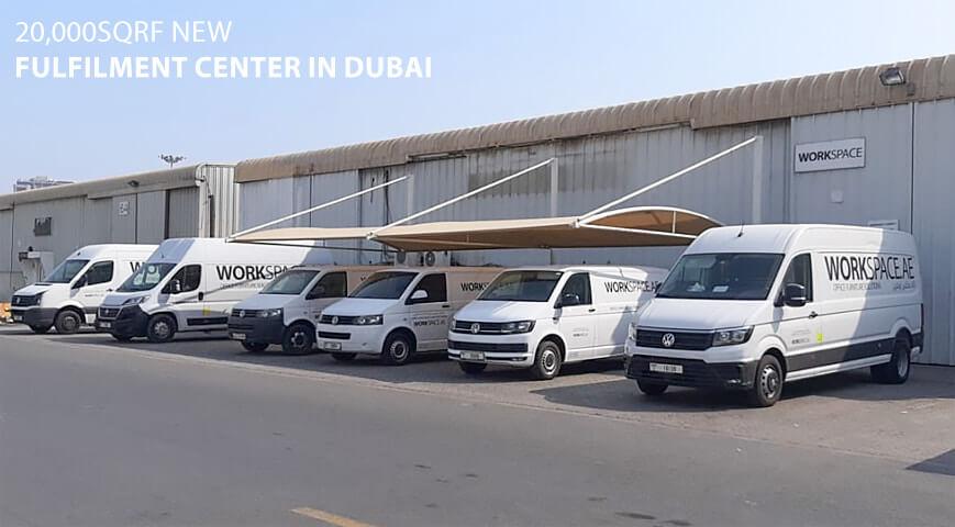 WORKSPACE Fulfillment Center