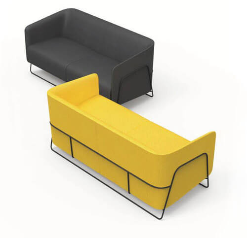 Contemporary Design Office Furniture Planning Dubai