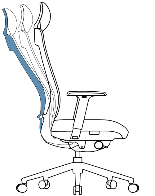 Chair Tilt Adjustment