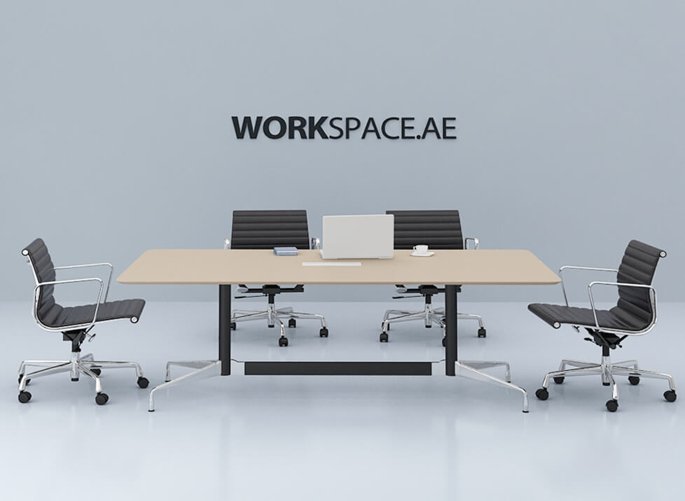 Eames Tyle Rectangular Meeting Table Dubai