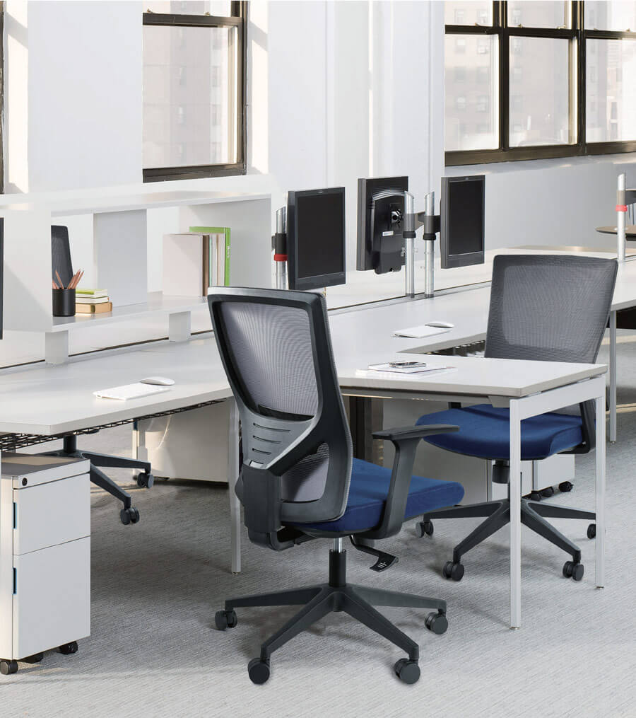 Mann Chair Workspace