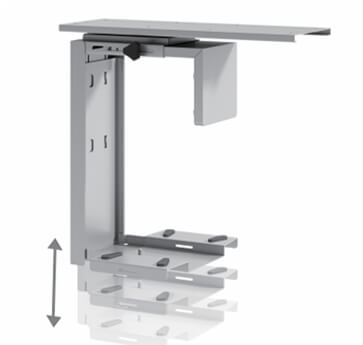 3- CPU Holder Options
