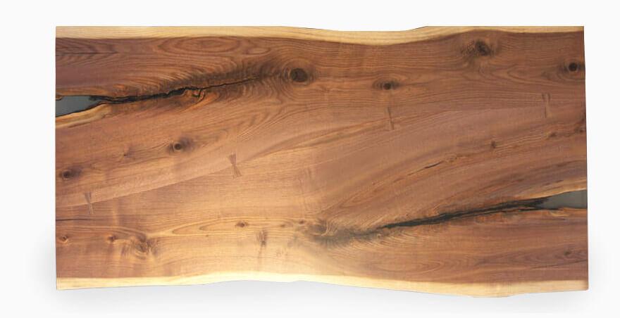 Live Edge Wood Slab for office Desk