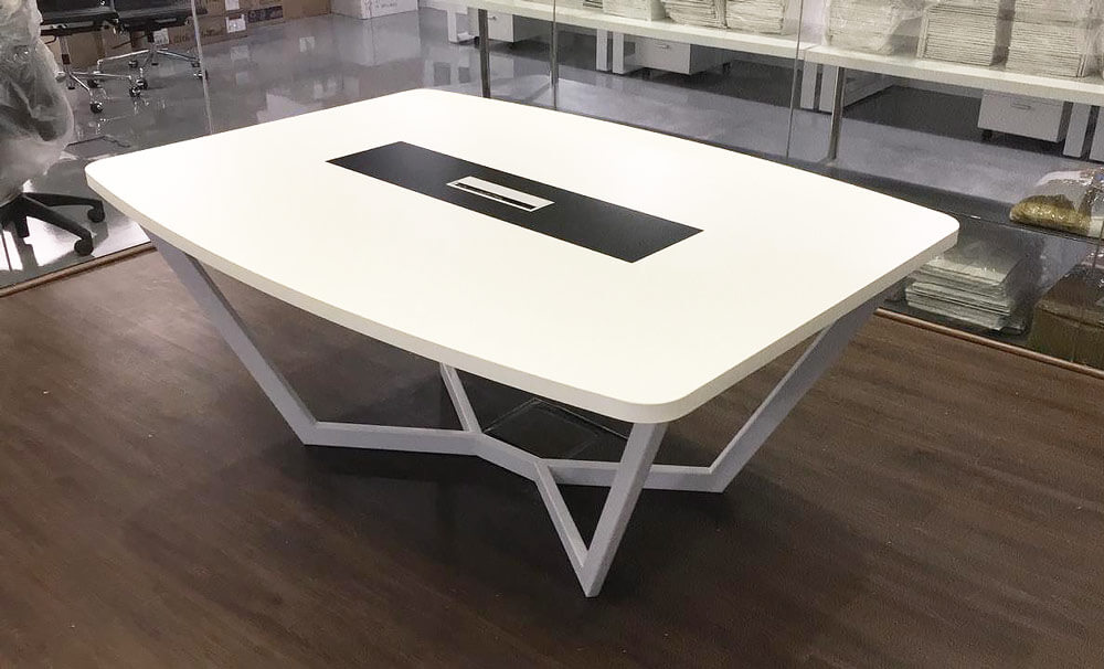 Workspace Diamond Small Meeting Table