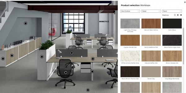 Workspace Design Studio a game changer for sector